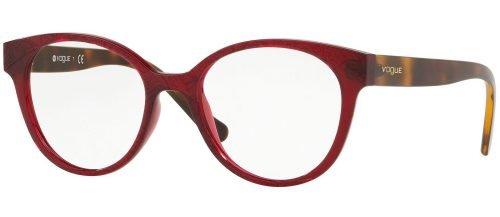 Vogue VO5244 Opal Dark Red/Serigraphy (2672)