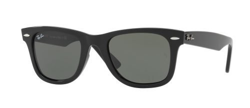 Ray-Ban WAYFARER EASE RB4340 Black/g-15 Classic Green (601)