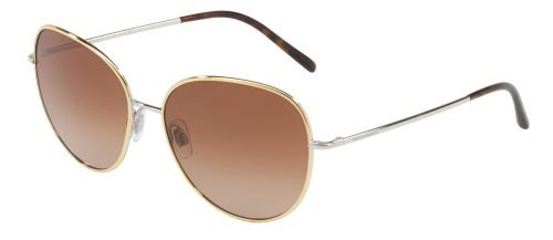 Dolce & Gabbana DG2194 Gold/brown Shaded (1297/13)