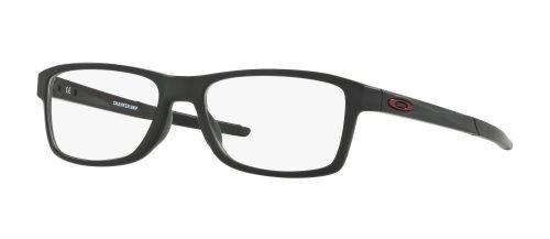 Oakley CHAMFER MNP OX8089 Satin Black + Trubridge Nosepads (01)