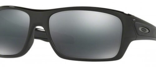Oakley TURBINE OO9263 Polished Black/Black Iridium (9263-03)