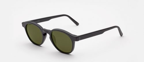 SUPER ANDY WARHOL WHX Black Matte/Green Grey