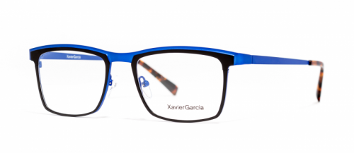 Xavier Garcia MARTI Black/Electric Blue (02)