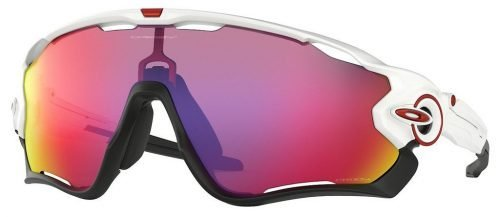 Oakley JAWBREAKER OO9290 Polished White/Prizm Road (9290-05)