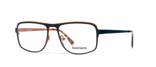 Xavier Garcia PRIM Orange/Denim Blue (03)