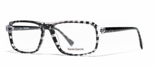 Xavier Garcia XOSE Crystal/Black Grey Chess (04)