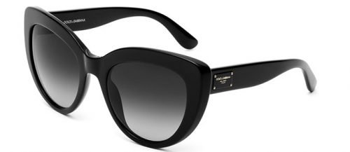 Dolce & Gabbana DG4287 Black/grey Shaded (501/8G)
