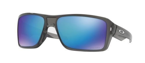 Oakley DOUBLE EDGE OO9381 Grey Smoke/Prizm Sapphire (9380-06)