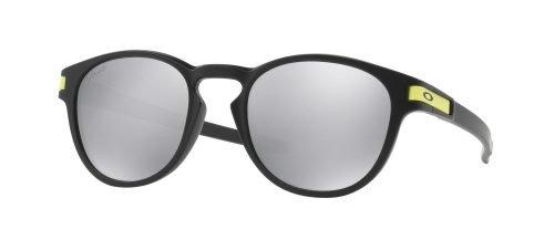 Oakley LATCH OO9265 Matte Black/Chrome Iridium (9265-21)