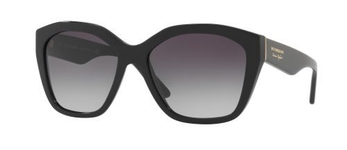 Burberry BE4261 Black/Grey Shaded (3001/8G)