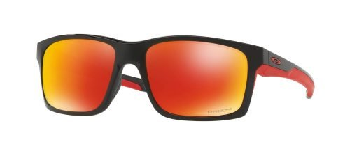 Oakley MAINLINK OO9264 Polished Black/Prizm Ruby (9264-35)