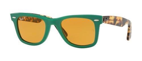 Ray-Ban ORIGINAL WAYFARER RB2140 Green Blonde Havana/yellow (1240/N9)