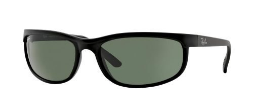 Ray-Ban PREDATOR 2 RB2027 Matte Black/grey Green (W1847)