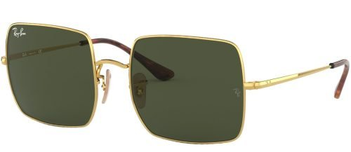 Ray-Ban SQUARE RB1971 Gold/green (9147/31)