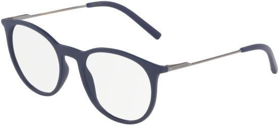 Dolce & Gabbana DIAGONAL CUT DG5031 Matte Blue (3017)