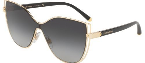 Dolce & Gabbana DG2236 Gold/grey Shaded (02/8G)