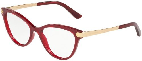 Dolce & Gabbana WELCOME DG5042 Red/Gold (1551)