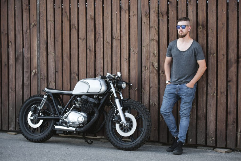 occhiali per moto